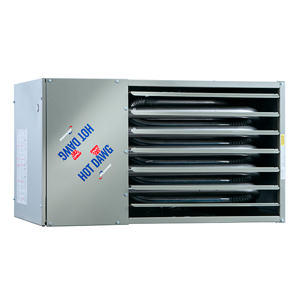 HDS60 60,000 Btu - Hot Dawg™ Garage Heater Separated Combustion Gas-Fired Unit Heater