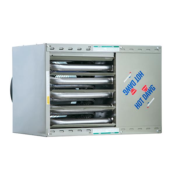 HD60 60,000 Btu - Hot Dawg™ Garage Heater Power-Vented